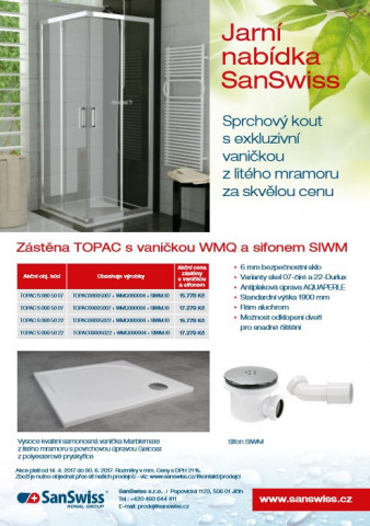 SanSwiss TOPAC