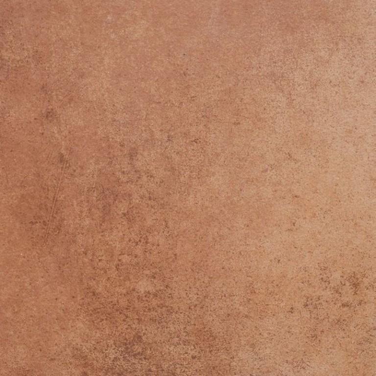 Glazovaná mrazuvzdorná tažená dlažba NOVENTA 143/1630 Erdbraun