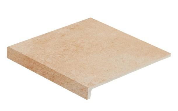 Glazovaná mrazuvzdorná tažená schodovka NOVENTA 142/7741 Pastellbeige