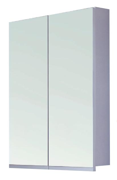 Dvoukřídlá zrcadlová skřínka ANTICO 60 bez osvětlení