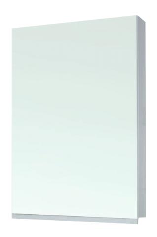 Jednokřídlá zrcadlová skřínka ANTICO 50 bez osvětlení
