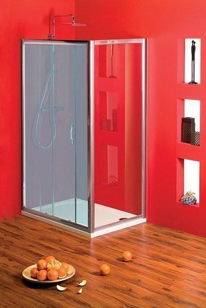 Boční sprchová stěna SIGMA 700 mm