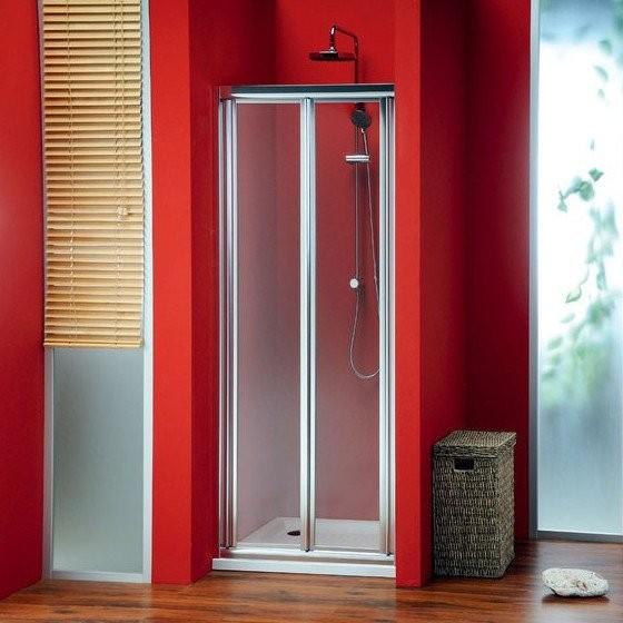 Skládací sprchové dveře SIGMA