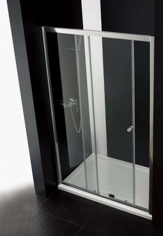 Posuvné sprchové dveře do niky ROY 108-112 x 190 cm