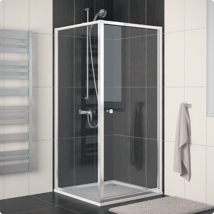Boční sprchová stěna ECO-LINE ECOF 80 cm
