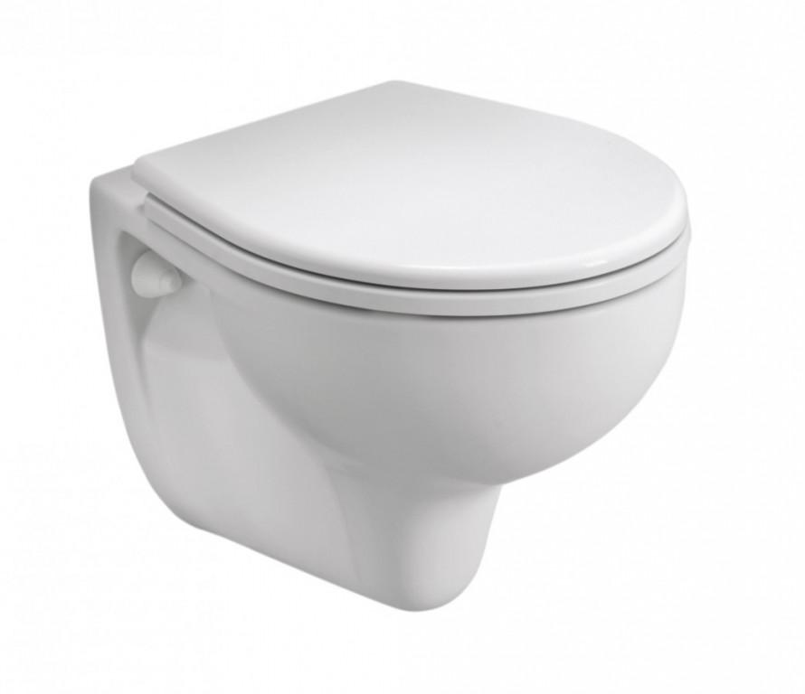 Závěsné WC s hlubokým splachováním REKORD, 6L