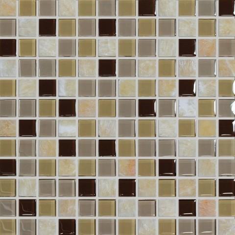 Mozaika Hnědo-béžová Mix ST23016