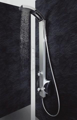 Sprchový panel IDEA s pákovou baterii