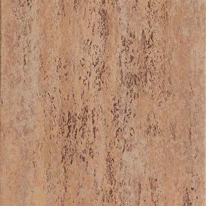 Dlažba imitace kamene TRAVERTIN, 30 x 30 cm, Hnědá - DAR35037