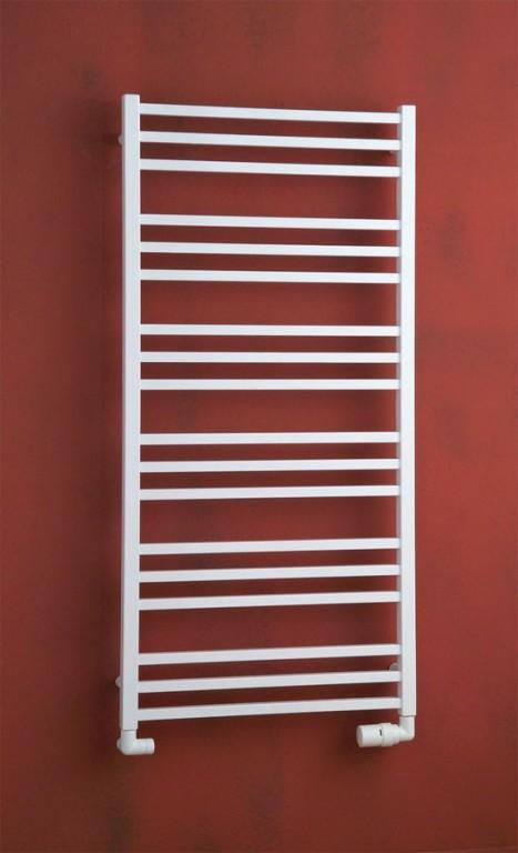 Koupelnový radiátor provedení bílá/lak AVENTO