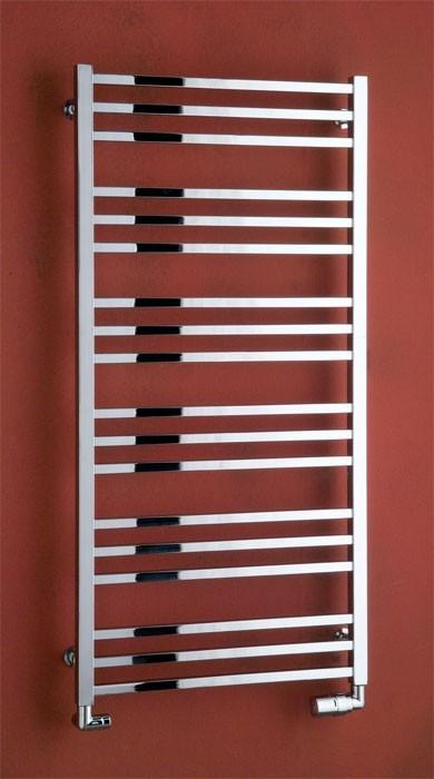 Koupelnový radiátor provedení chrom AVENTO