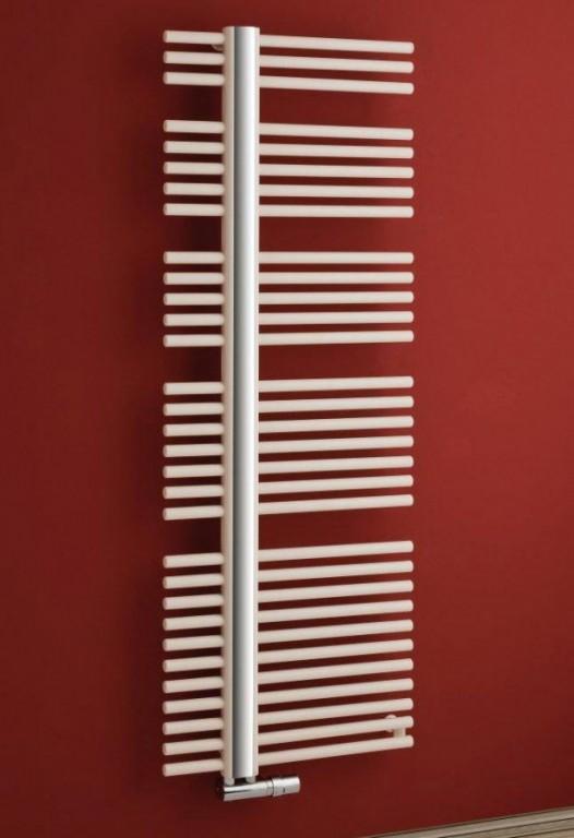 Koupelnový radiátor provedení strukturální barva béžová KRONOS