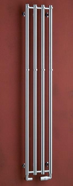 Koupelnový radiátor provedení chrom ROSENDAL