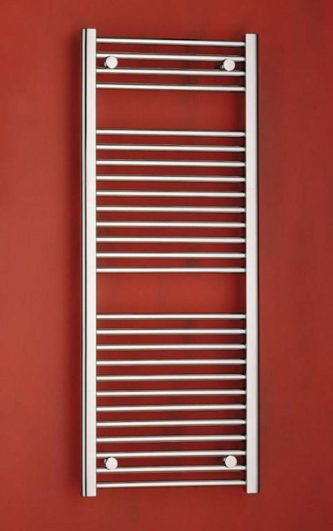 Koupelnový radiátor provedení chrom SAVOY