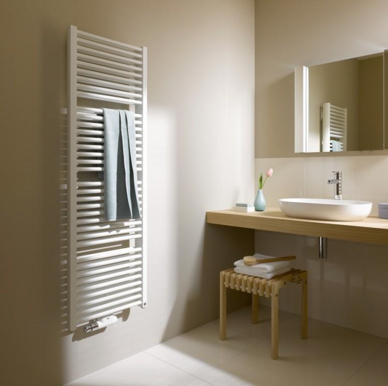 Koupelnový klasický radiátor Duett