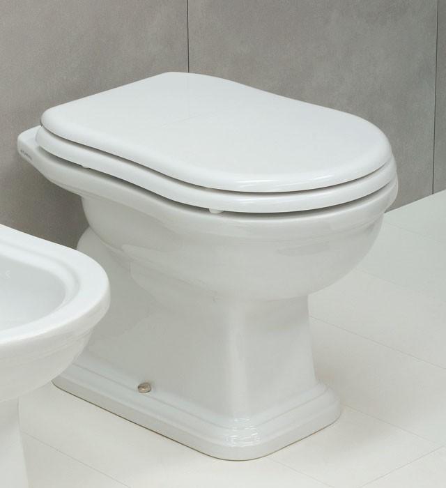 WC mísa stojací se stěnovým vývodem FLAMINIA Efi