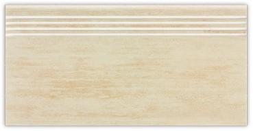 Mrazuvzdorná schodovka BALVANO Beige 30 x 60 cm