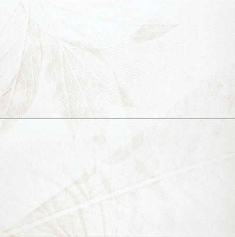 Dekor ZEN, 30 x 60 cm, Bílá - WITV4003