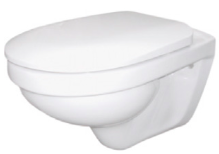 Závěsná WC mísa Saval