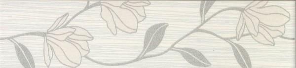 Květinová listela RONDA White