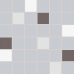 Mozaika CONCEPT PLUS, 5 x 5 cm, Šedá - WDM05010 č.1