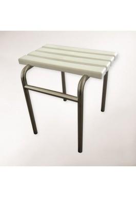 Stolička nerez HELP 40 x 45 x 44 cm