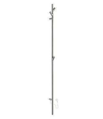 Držák ručníků elektrický 30 W chrom DRY 117 x 10,7 x 8 cm
