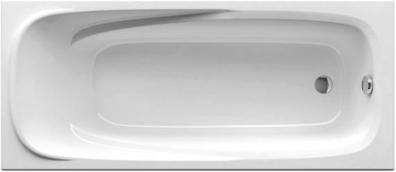 Obdélníkové akrylátové vany VANDA II