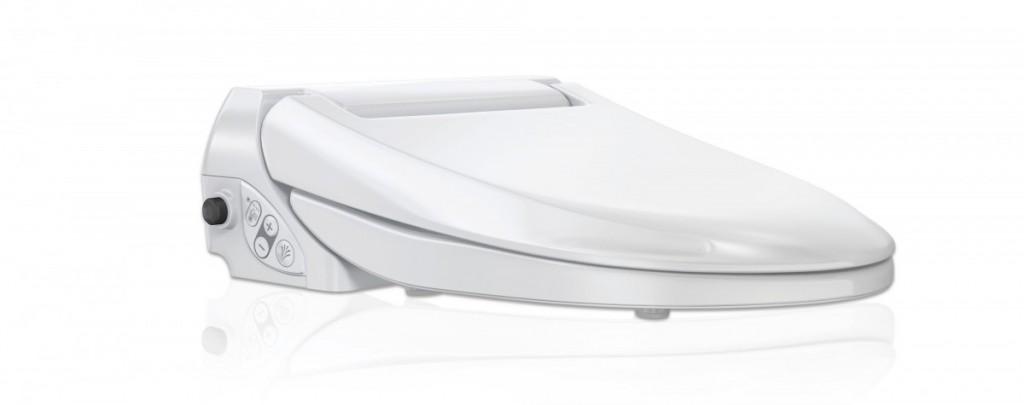 Elektronické bidetové sedátko AQUACLEAN 4000, 400 x 520 mm