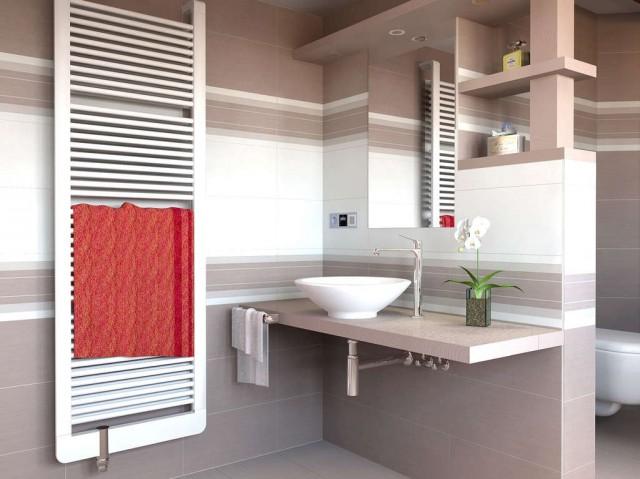 Interiérový obklad HABITAT Grey 25x50 cm č.5