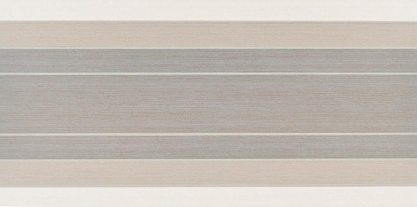 Proužkovaný dekor HABITAT Stripes Graphite 25x50 cm