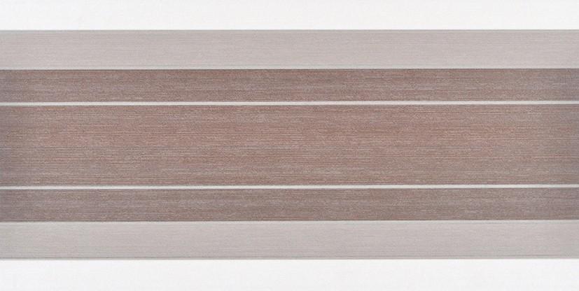 Proužkovaný dekor HABITAT Stripes Noce 25x50 cm