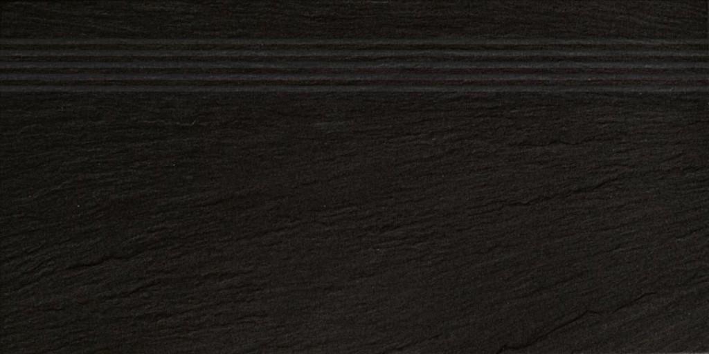 Schodovka GEO, 30 x 60 cm, Černá - DCPSE314