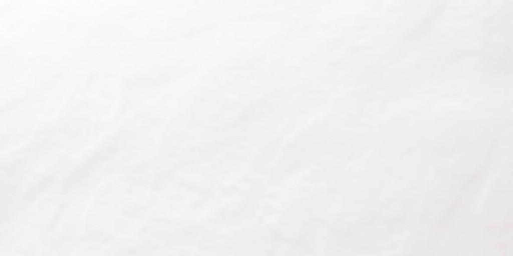 Lesklý obklad s preglazovanou hranou COLORONE, 30 x 60 cm, Bílá - WAGV4000