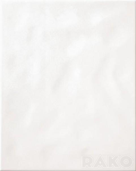 Lesklý obklad SYSTEM, 20 x 25 cm, Bílá - WARG6000