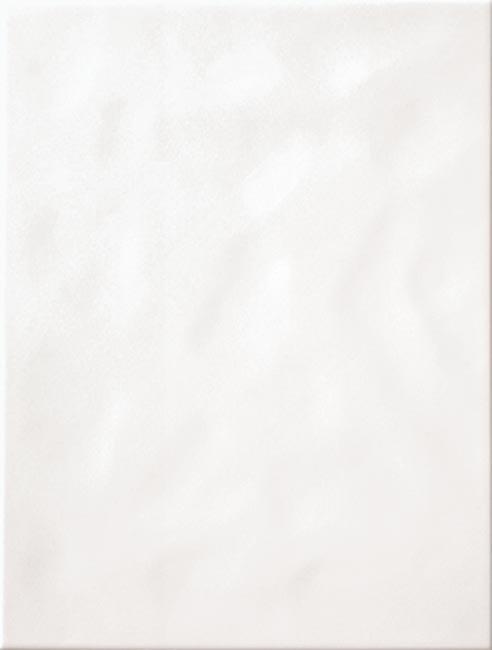 Lesklý obklad SYSTEM, 25 x 33 cm, Bílá - WARKB000