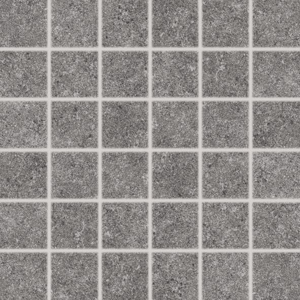 Mozaika imitace kamene ROCK, 5 x 5 cm, Tmavě šedá - DDM06636