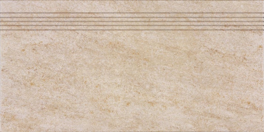 Schodovka pískovcová imitace PIETRA, 30 x 60 cm, Béžová - DCPSE629