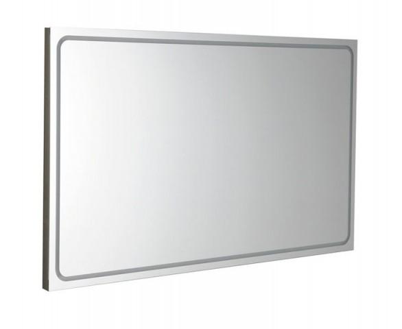 Zrcadlo s LED osvětlením GEMINI II 140 x 55 cm