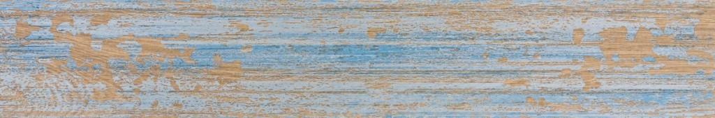 Dekor imitace dřeva BOARD, 20 x 120 cm, Modrá - DDTVG467