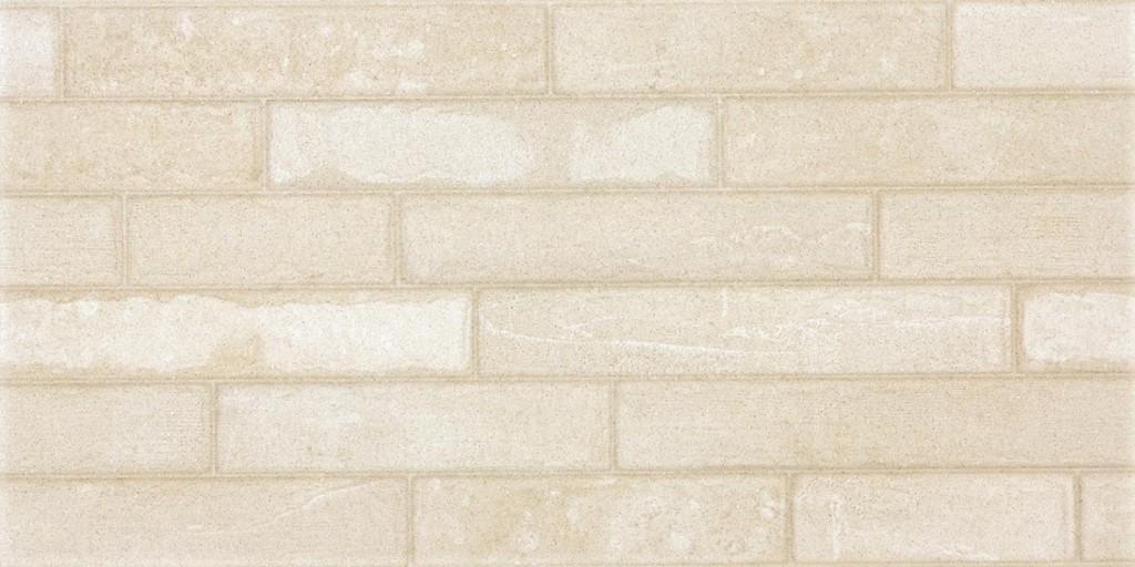 Obklad imitace cihly BRICKSTONE, 30 x 60 cm, Béžová - DARSE688