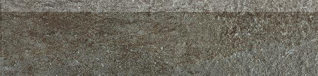 Sokl COMO, 33 x 8 cm, Hnědo-černá - DSAL3694