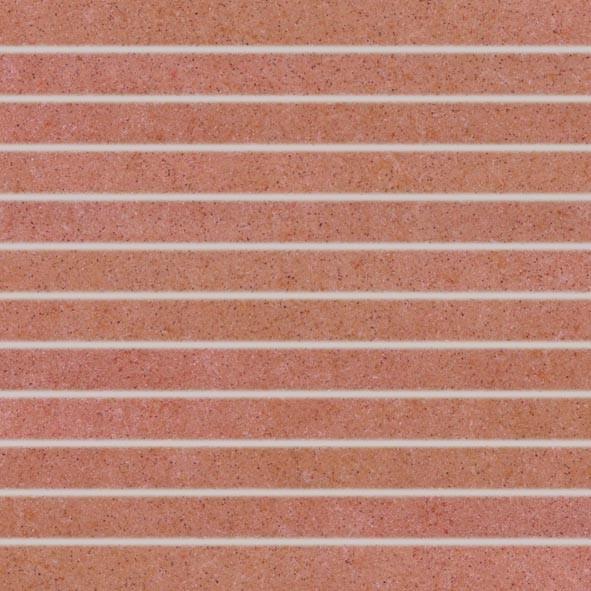 Dekor imitace kamene ROCK, 30 x 30 cm, Červená - DDP34645