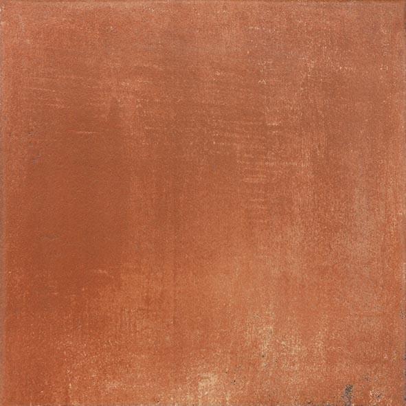 Rustikální dlažba VIA, 30 x 30 cm, Červeno-hnědá - DAR34712