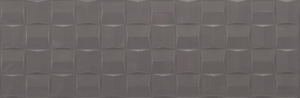 Velkoformátový dekor POTTERY Slate Struttura Cube 3D 25x 76 cm