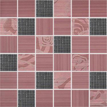 Interiérová mozaika ALLEGRA Lila 25x25 cm
