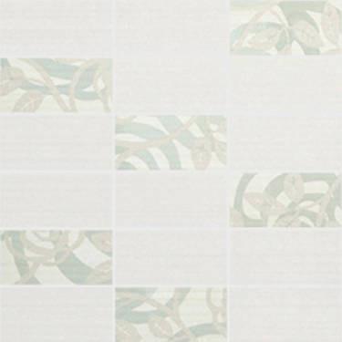 Interiérová mozaika ALLEGRA Bianca 25x25 cm