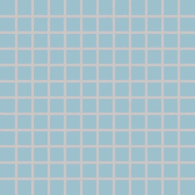 Mozaika COLORTWO, 2,5 x 2,5 cm, Modrá - GDM02003