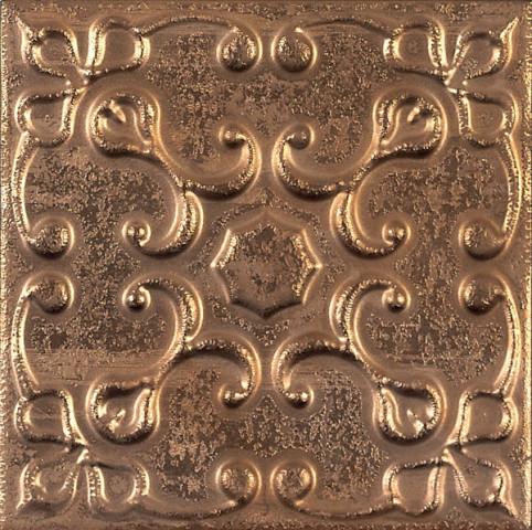 Dekorativní obklad AGED Copper Ornato 20x20