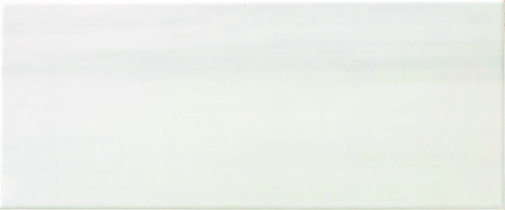 Bílý interiérový obklad LUCY 65 White, 25 x 60 cm